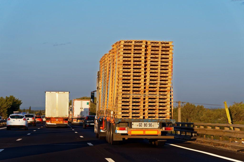 transport palet