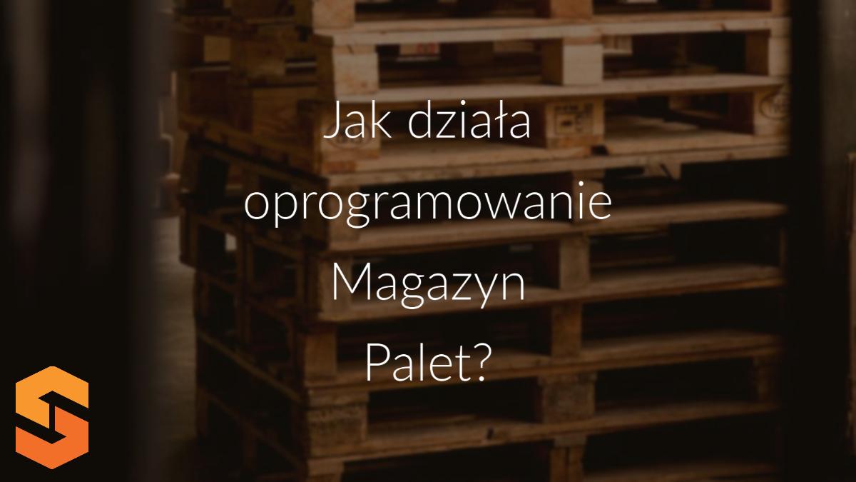 jak działa oprogramowanie magazyn palet?