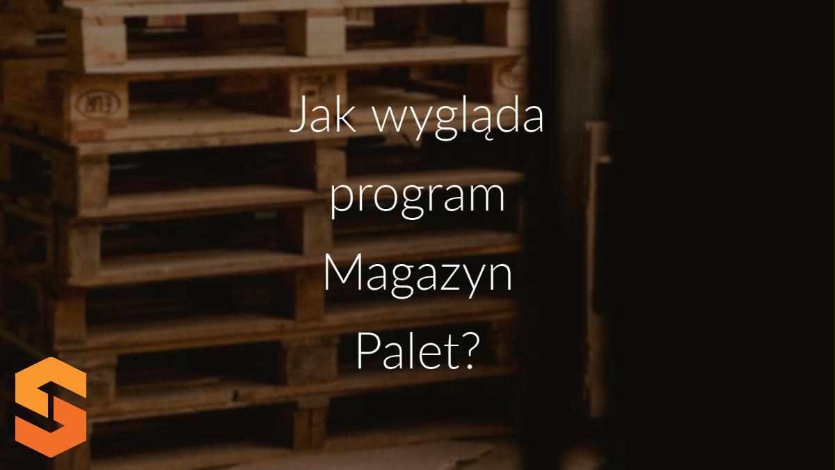 jak wygląda program magazyn palet?